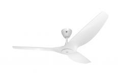 Haiku L Ceiling Fan: White, Universal Mount