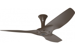 "Haiku Outdoor Ceiling Fan: 52"", Oil-Rubbed Bronze Full Appearance, Low Profile Mount"