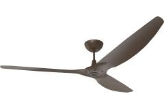 """Haiku Outdoor Ceiling Fan: 84"""", Oil-Rubbed Bronze Full Appearance, Universal Mount"""