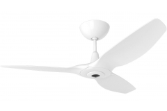 Haiku I Ceiling Fan: 1.3m, White, Universal Mount: White