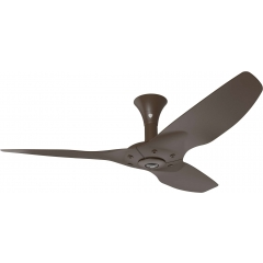 "Haiku Luxe Series Ceiling Fan: 52"", Oil-Rubbed Bronze Full Appearance, Low Profile Mount"