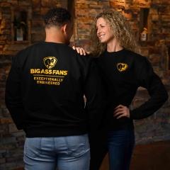 Exceptionally Engineered Sweatshirt