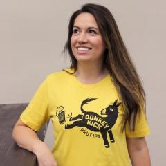 Donkey Kick IPA T-shirt