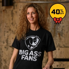 Big Ass Fans Logo T-Shirt