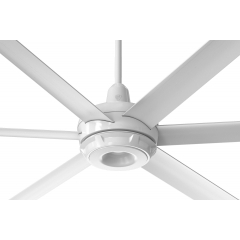 es6 Ceiling Fan: White