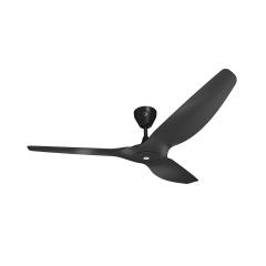 Haiku L Ceiling Fan: Black, Universal Mount