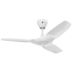 "Haiku L Ceiling Fan: 52"", White, Universal Mount"