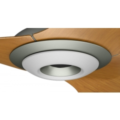 Haiku Fan Indoor Light Kit: Satin Nickel