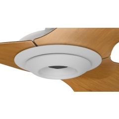 Haiku Fan Indoor Light Kit: White