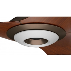 Haiku Fan Indoor Light Kit: Oil-Rubbed Bronze
