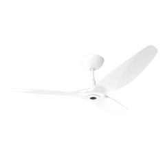 Haiku I Ceiling Fan: 1.5m, White, Universal Mount: White