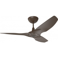 "Haiku Outdoor Ceiling Fan: 52"", Oil-Rubbed Bronze Full Appearance, Universal Mount"