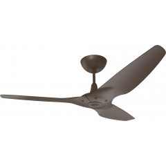 "Haiku Outdoor Ceiling Fan: 60"", Oil-Rubbed Bronze Full Appearance, Universal Mount"