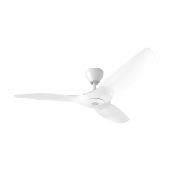 "Haiku C Ceiling Fan: 52"", White, Universal Mount: White"
