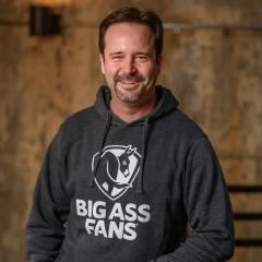 Big Ass Fans Logo Hoodie