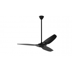 """Black Haiku L 36"""" Extension Kit (For ceilings between 11' and 13')"""
