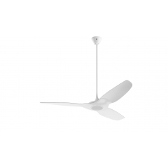 """White Haiku L/C 36"""" Extension Kit (For ceilings between 11' and 13')"""