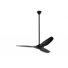 """Black Haiku L 52"""" Extension Kit (For ceilings between 13' and 14')"""