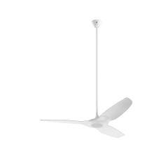 """White Haiku L/C 64"""" Extension Kit (For ceilings over 14')"""