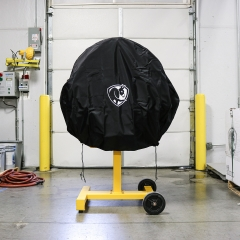 Waterproof Cover for Big Ass Fans Yellow Jacket