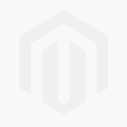 "Haiku Luxe Series Fan: 52"", Polished Aluminum, Universal Mount: White"