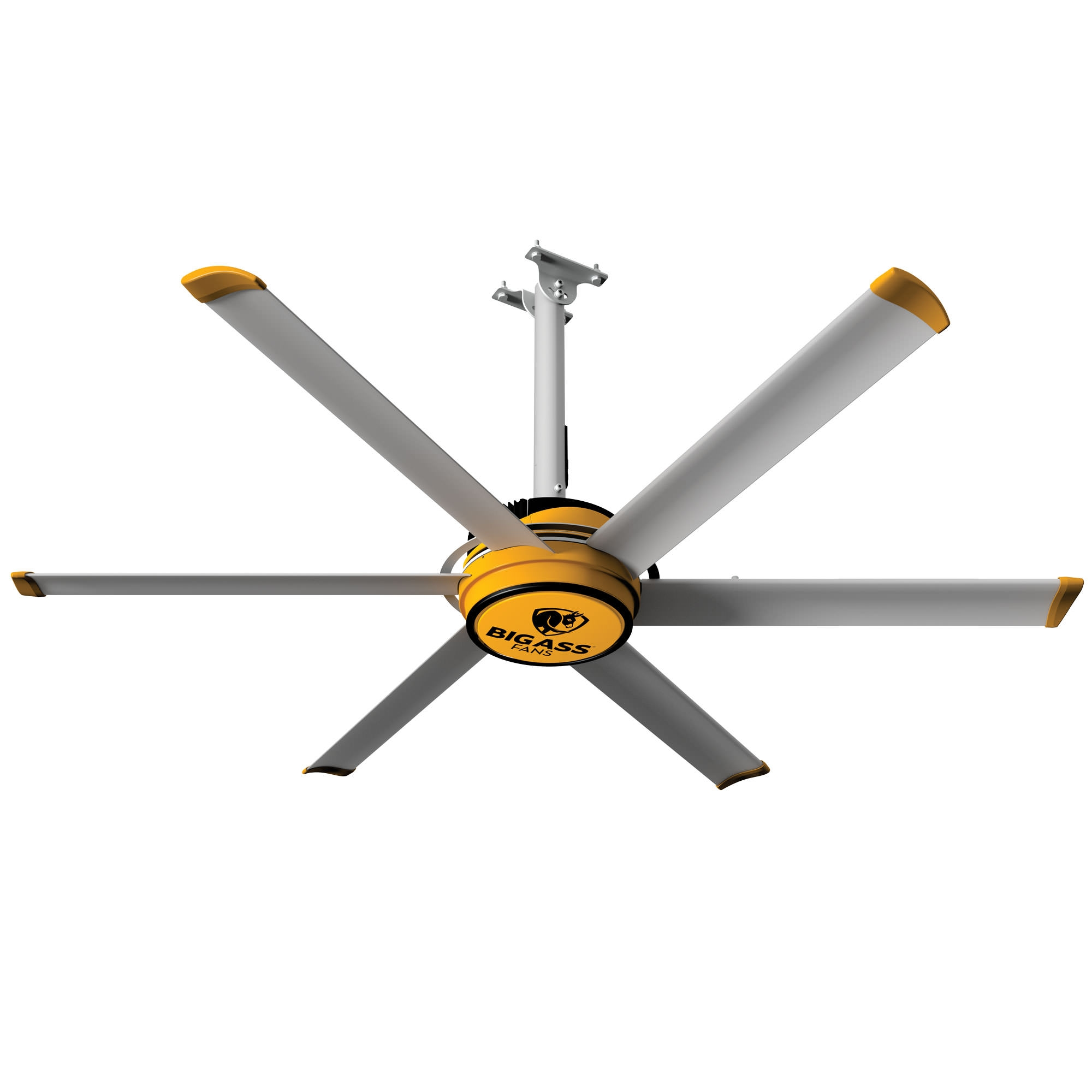 Industrial And Commercial Ceiling Fans